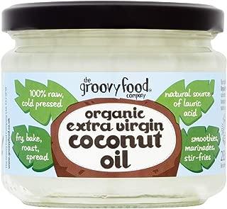 The Groovy Food Company - Organic Virgin Coconut Oil - 283ml