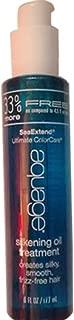 AQUAGE SeaExtend Silkening Oil Treatment, 6 oz.