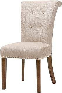 Madison Park Colfax Dining Chair, see Below Below, Cream