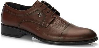 Muggo H042 Hakiki Deri Klasik Erkek Ayakkabı
