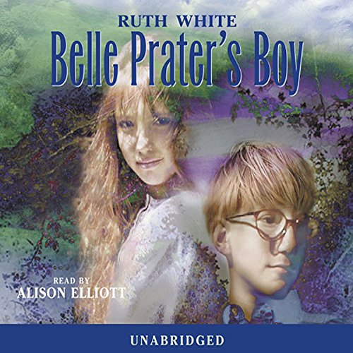 Belle Prater's Boy audiobook cover art