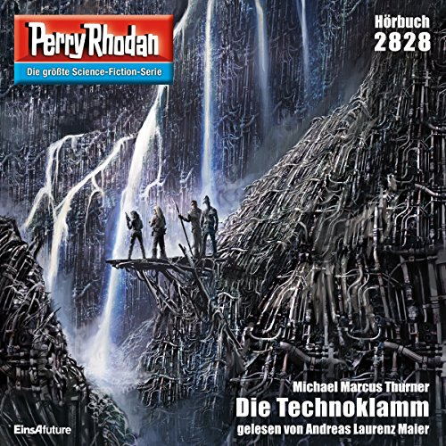 Die Technoklamm Titelbild
