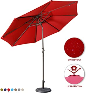 Best outdoor umbrella and table Reviews