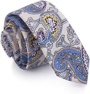 Krawatten YIXINYI Wild Baumwolle Freizeit Party Blumen (Farbe : 1)