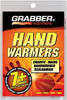 Grabber Warmers 20 Pack ECHWFL 2in. x 3.5in. 7+ Hour Hand Warmer