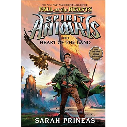 Heart of the Land (Spirit Animals: Fall of the Beasts, Book 5) (5)