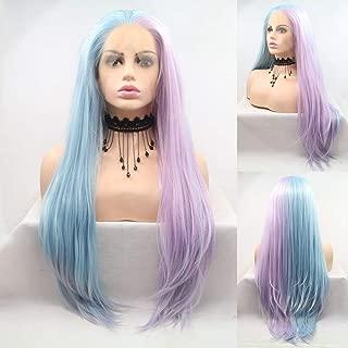 Best half blue half pink hair Reviews
