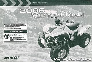 2257-317 2006 Arctic Cat 90 DVX Utility ATV Owners Manual