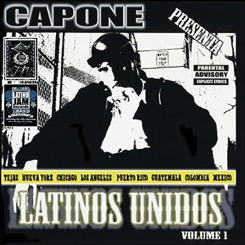 Latino Jam Presents the 15th Anniversary Collection Capone Latinos Unidos