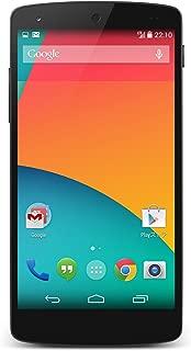 LG Nexus 5 D820 (NOT 5X) 4G LTE Android Smartphone 32GB - Black - (Unlocked GSM)