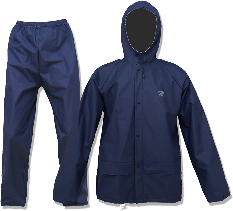 Rain Suit for Men Women Pan with Gear Ultra-Lite Waterproof Oakland Mall Oklahoma City Mall