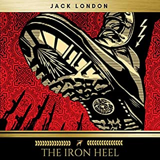 The Iron Heel cover art