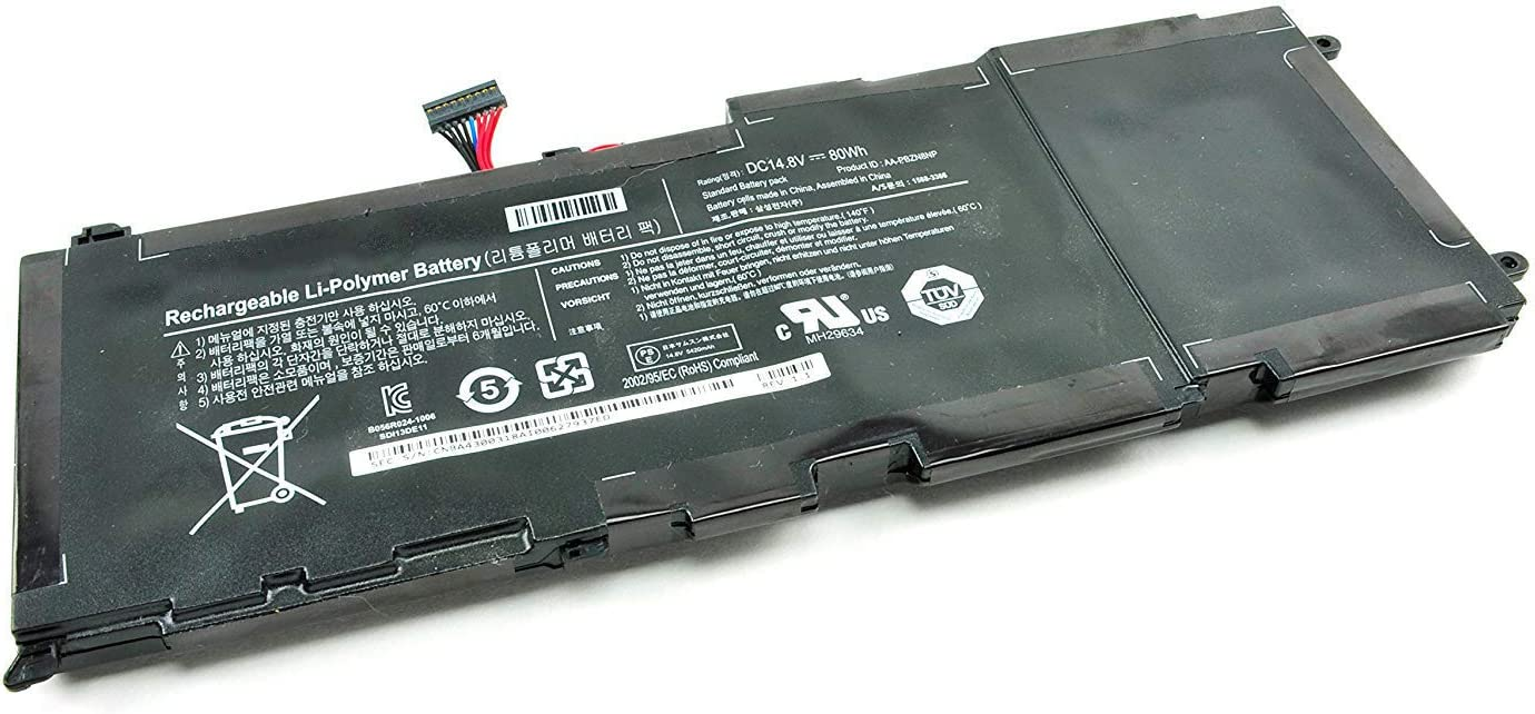 AA-PBZN8NP Laptop Battery for Samsung Max 66% OFF NP-700 P42G online shop 700z 1588-3366