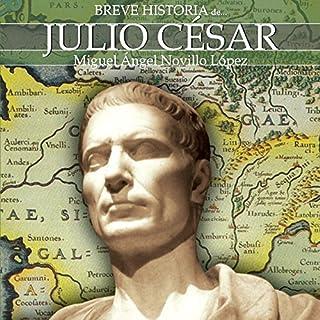 Breve historia de Julio César cover art