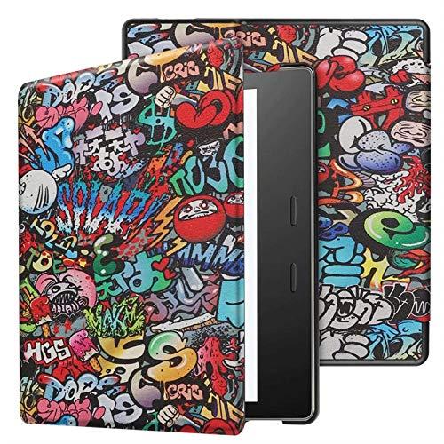 Magnetische Smart Flip Ledertasche für Amazon Kindle Oasis 3 7.0 2019 Tablet Cover für Amazon Kindle Oasis 2 7.0 2017-TY