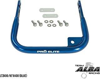 Suzuki LTZ 400 (2004-2006) ATV Rear Grab Bar Bumper Blue