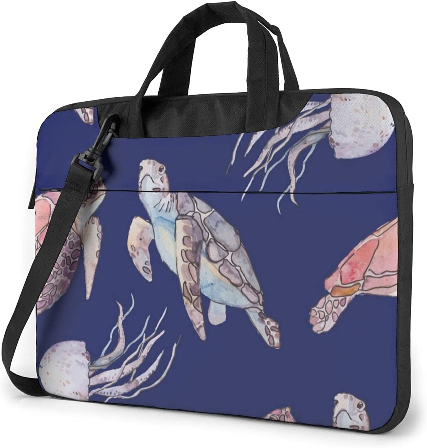 Marine Life Classic Slim Briefcase Bag Don't miss the campaign Dealing full price reduction Desig Shoulder Crossbody