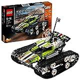 LEGO Technic - Le bolide sur chenilles télécommandé - 42065 - Jeu de Construction
