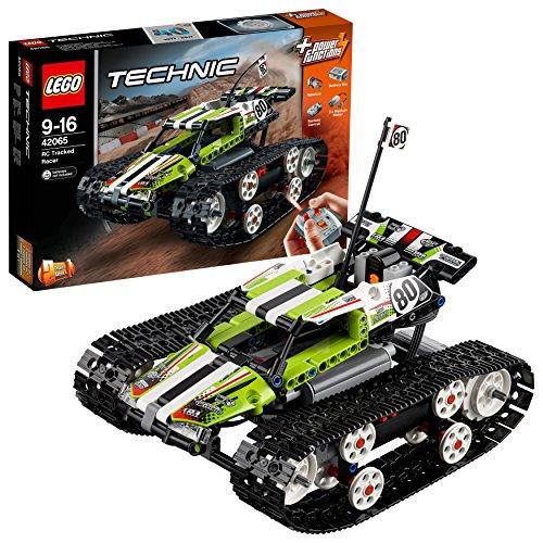 Lego Technic 42065 radiocomandato - Set Costruzioni Racer Cingolato Telecomandato