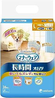 マナーウェア 高齢犬用 紙オムツ L 26枚
