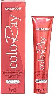 Enercos 3730114 ColoRay Hair Coloring Cream, 100ml/3.4oz