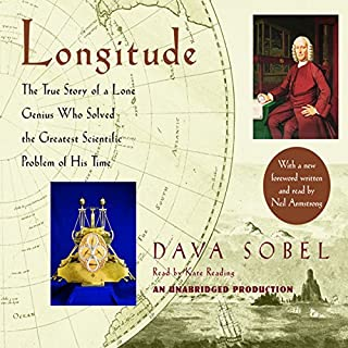 Longitude cover art