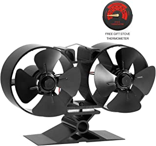 valiant heat powered stove fan