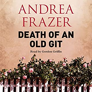 Death of an Old Git audiobook cover art