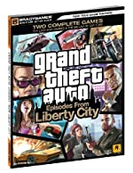 Grand Theft Auto - Episodes from Liberty City Signature Series Strategy Guide de BradyGames