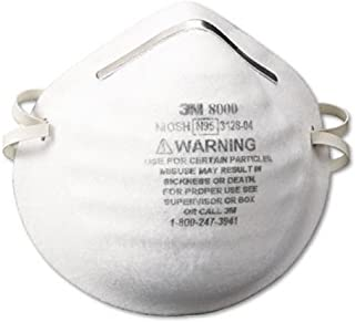 Best 3m 8000 particle respirator Reviews