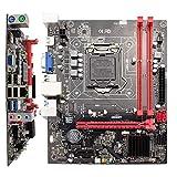MS-H81IL M.2 pour Intel H81 LGA 1150 Pins i3 i5 Socket Ordinateur de Bureau Carte mère Carte mère SATA 6Gb / s USB 2.0 Jeux DDR3...