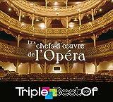 Triple Best Of : Les Chefs-d'oeuvre de l'Opéra (Coffret 3 CD)