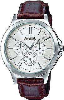 Casio MTP-V300L-7A For Men-Analog, Dress Watch