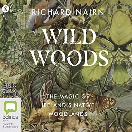 Wildwoods Audiobook By Richard Nairn cover art