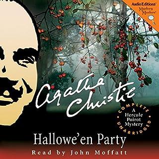 Hallowe'en Party audiobook cover art