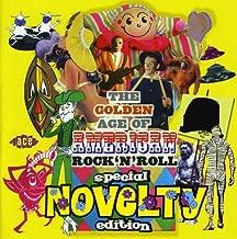 La edad de oro del rock 'n' roll americano: edición especial de novedad