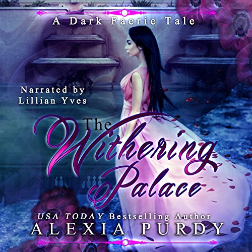 The Withering Palace audiobook cover art