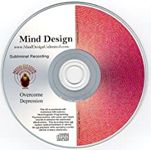 Overcome Depression Subliminal CD - Feel Better, More Positive and Motivated, Naturally!!