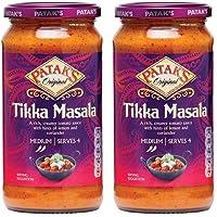 (Lot de 2)–Pataks–Tikka Masala Pasta | 283g | Lot de 2