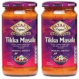Patak's - Pasta Masala Tikka - 2 tarros de 283 g.