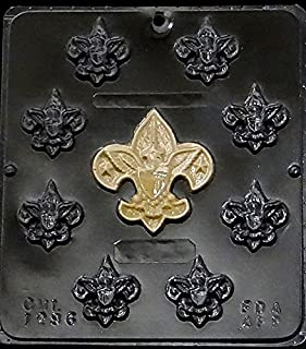Best boy scout chocolate molds Reviews
