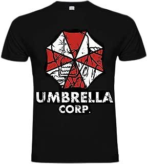 Camiseta Umbrella Corp Nemesis - Resident Evil 2