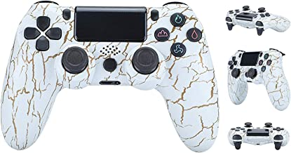 $79 » ZHZHUANG Ps4 Controller, Wireless Controller Gamepad Joystick for Playstation 4/Slim/Pro/Pc, with Dual Vibration Motor Hig...