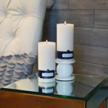 product image for COLONIAL CANDLE 3X6 PILLAR WHITE UNSCEN