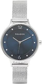 [スカーゲン] 時計 SKAGEN SKW2307 ANITA アニタ レディース腕時計ウォッチ ブルー/シルバー [並行輸入品]