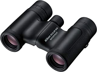 Nikon 双眼鏡 アキュロン W10 10x21 ダハプリズム式 10倍21口径 ブラック ACW1010X21BK
