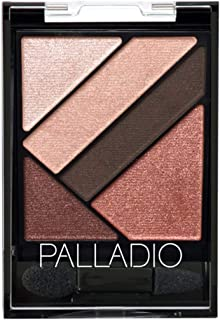 Palladio Silk FX All In One Eyeshadow Palettes - 2.6 g, A La Mode