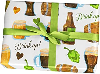 beer wrapping paper