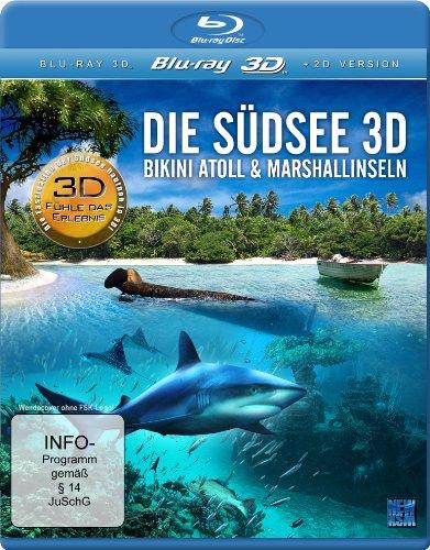 Die Südsee 3D - Bikini Atoll & Marshallinseln (+ 2D Version) [Blu-ray 3D]