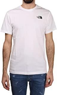 The North Face Mens S/S RED BOX TEE Tees And T-Shirts